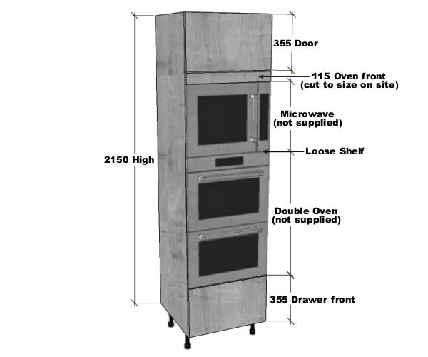 bestq kitchen units