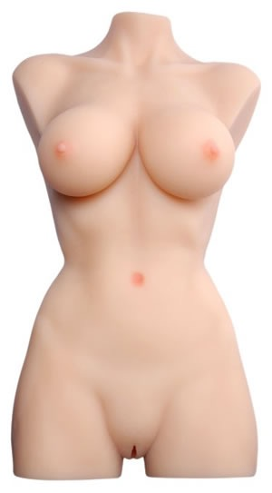 This rubber sex doll is perfect as long as you don't mind that it's headless.