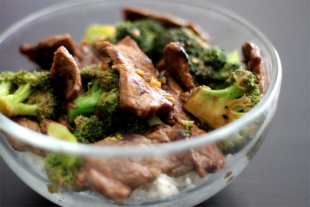 Awesome Broccoli Beef