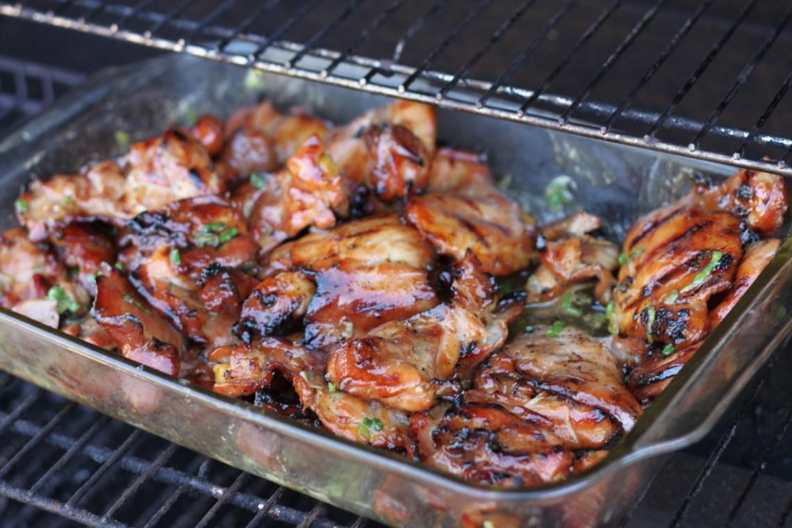 Hawaiian BBQ Feast
