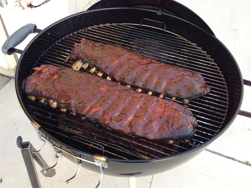 BBQ - These ribs are done!