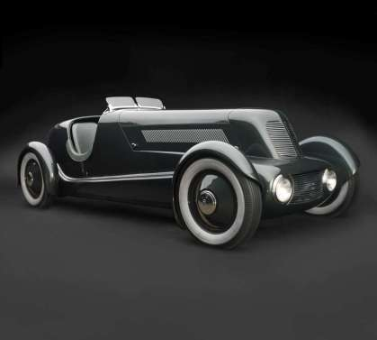 Ford 40 Special Speedster, 1934