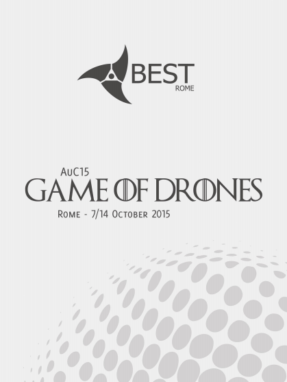 Game of DRONES Autumn Course 2015