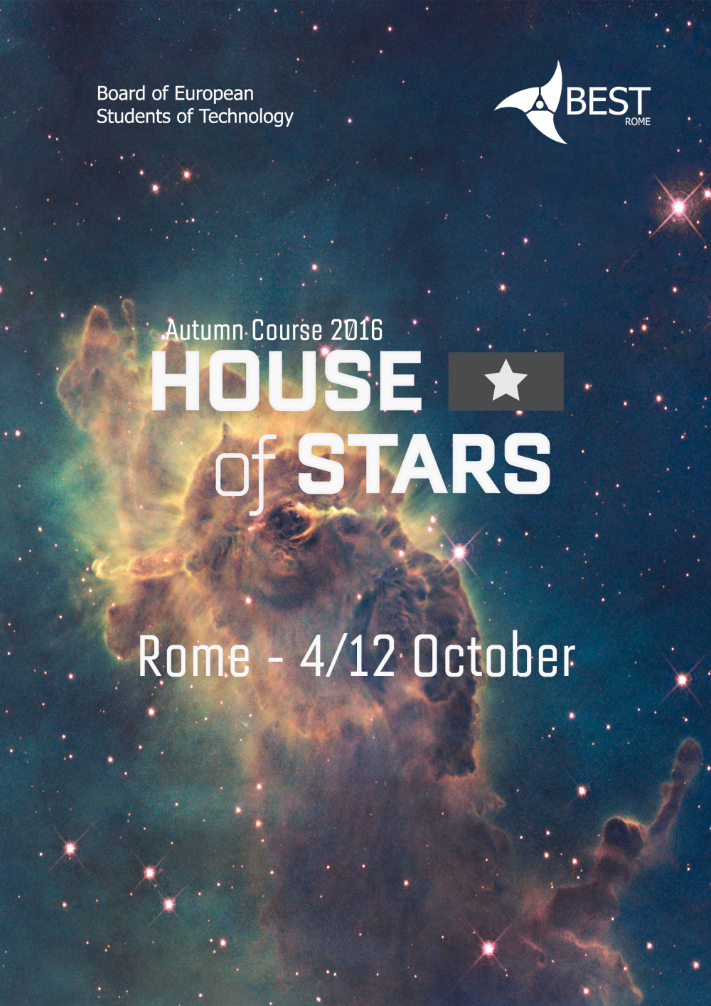 House of Stars – Autumn Course 2016