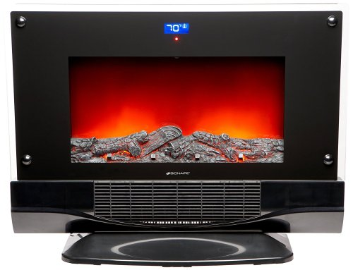 bionaire-electric-fireplace-heater-with-remote-control-best-rv-portable-heathers