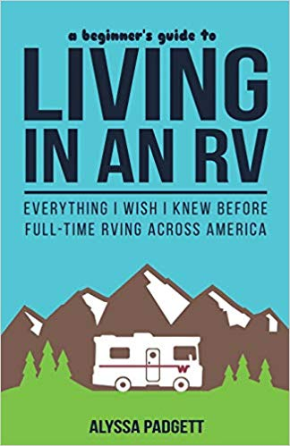 A Beginner's Guide to Living in an RV - Books About RVing with Kids