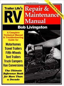 RV Repair and Maintenance Manual  - Books About RV Maintenance