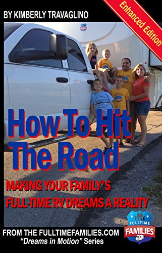 How to Hit the Road: Books About RVing with Kids