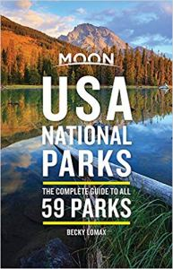 Moon USA National Parks: Books About RVing in State Parks