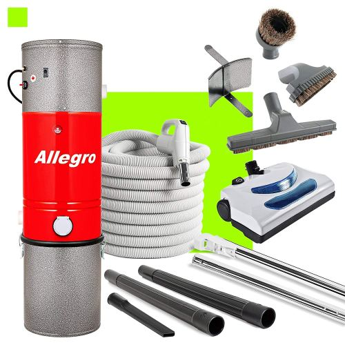 Allegro Central Vacuum Systems for RV