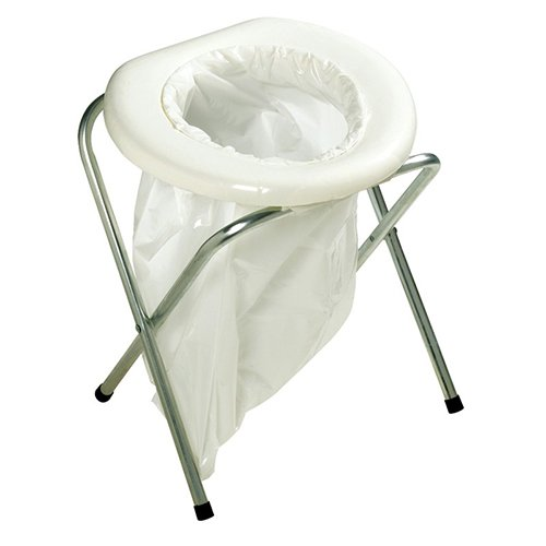 Stansport 4B Portable Folding Camp or Travel Toilet