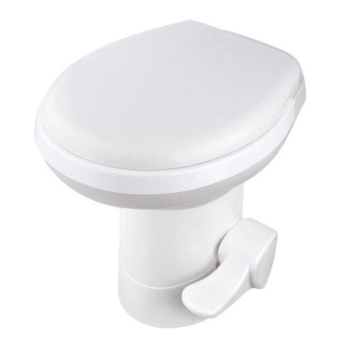 VINGLI Gravity Flush RV Toilet