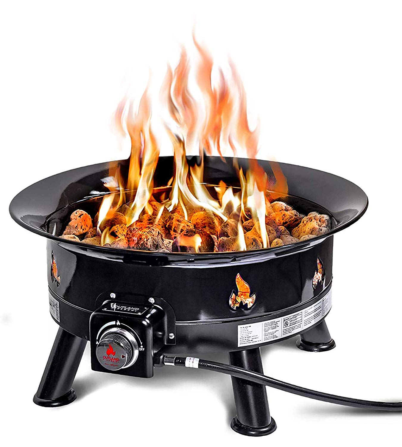 Top 10 Best Portable Propane Gas Fire Pit | Best RV Reviews on Outland Firebowl Propane Fire Pit id=77431