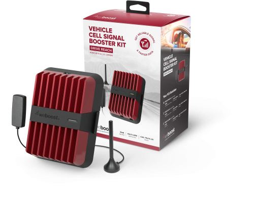 weBoost Drive Reach Cell Phone Signal Booster