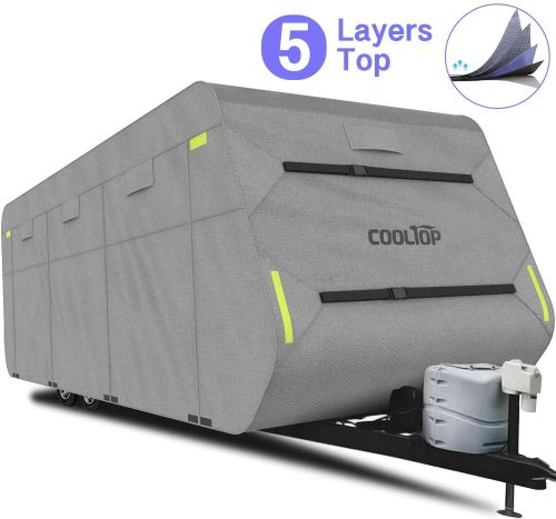 Cooltop 5 Layer RV Trailer Cover