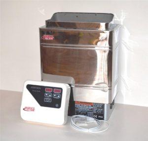 TURKI Residential Electric Sauna Spa Heater 9KW, 240V