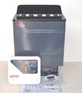 TURKI Residental Electric Sauna Spa Heater 9KW, 240V