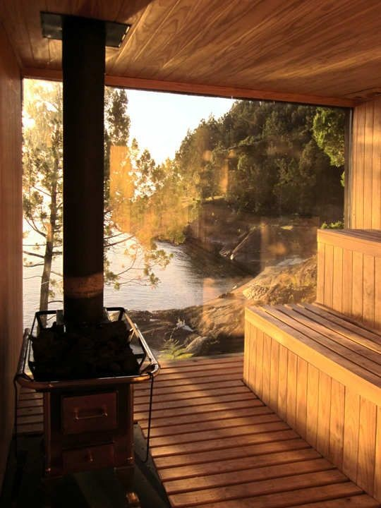 Sauna Saunaville Www Saunaville Com: Beautiful Saunas Across The Globe (Pictures)