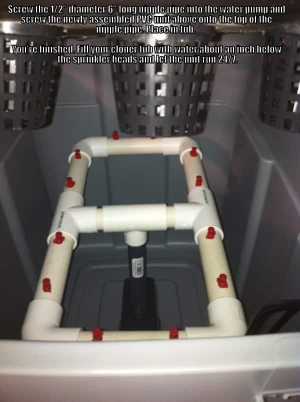 diy 24 site aero cloner