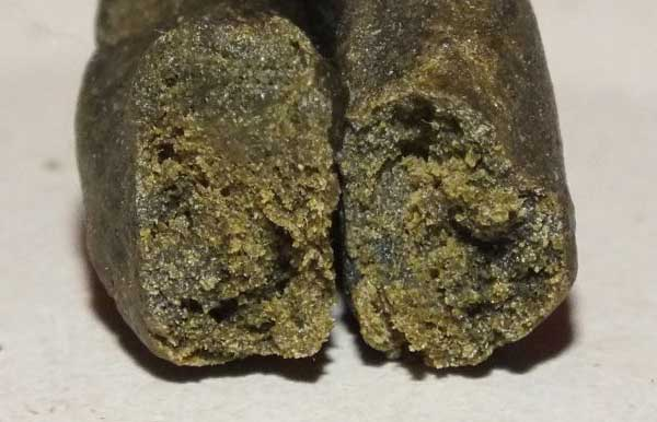 Cannabis concentrates at a glance bubble hash trim