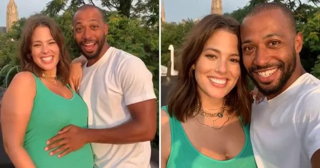 Ashley Graham Announced That She is Pregnant with Her First Baby