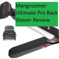 Mangroomer Ultimate Pro Back Shaver