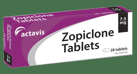 Buy Zopiclone