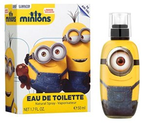 Minions for Kids Edt Spray, 1.7 Ounce
