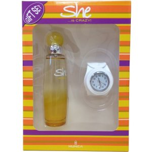 Hunca She Fragrance Gift Set, Crazy