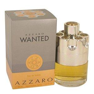 Azzaro Wanted Eau De Toilette Spray, 3.4 Ounce