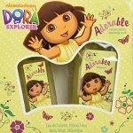 Marmol & Son Dora The Explorer Adorable 2 Piece Gift Set (Eau de Toilette Spray Plus Glittery Body Lotion)