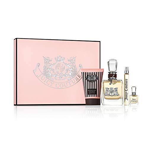 Juicy Couture Eau De Parfum Spray Gift Set, 4.2 Oz.