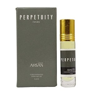 Ahsan Perpetuity Fresh Natural Fragrance Concentrated Perfume Oil For Men – 8 ml