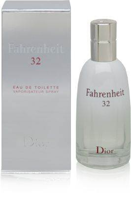 32 Fahrenheit New!! Ch.dior Edt Spray 1.7 Oz For Men