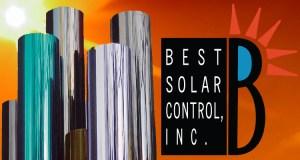 Best Solar Control film slider