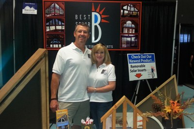 Owners Ray & Janie Dison