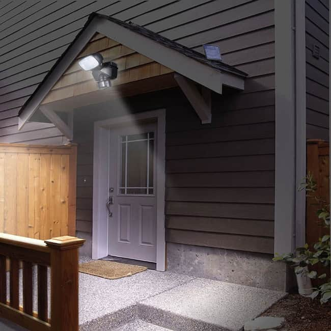 Best solar security lights reviewed 2018 best solar tech aloadofball Images
