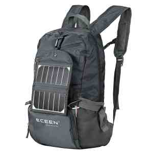 ECEEN Solar Backpack w: 3.25w Solar Panel