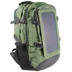 ECEEN Solar Backpack w: 7w Solar Panel