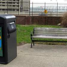 What are solar compactors?