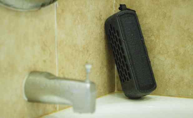 SolarBox Waterproof Speaker