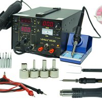 Yihua 853D soldering rework station