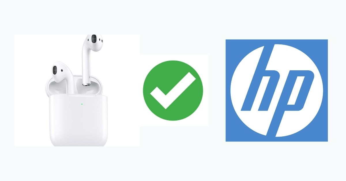How To Connect AirPods To HP Laptop