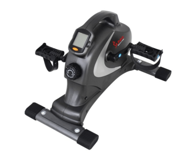 Sunny Health & Fitness SF-B0418 Magnetic Mini Exercise Bike Review