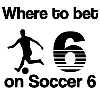 where to bet soccer 6