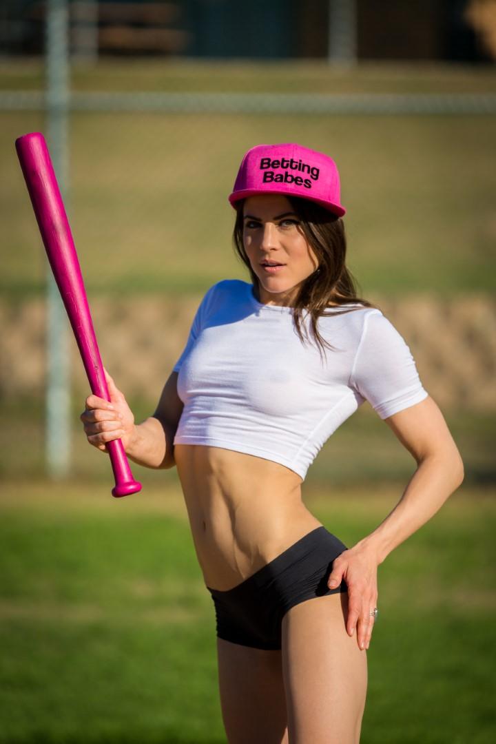 sexy baseball