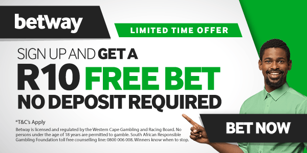 Betway R10 Free Bet Welcome Offer Best Sports Betting