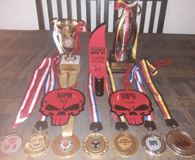 Re-Claim Stephanie Ensol Powerlifting