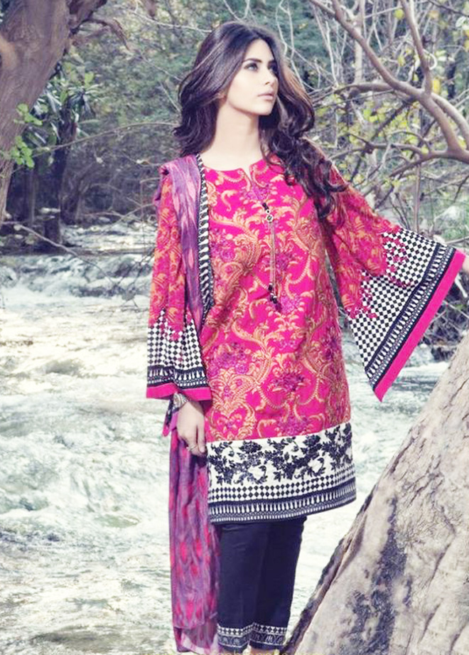 Latest Collection Pakistani Kurta Designs For Ladies 2017 ...