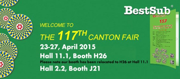 Welcome to BestSub's 117th Canton Fair Booth and Our ...